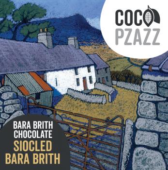 Bara Brith - Milk Chocolate Bar