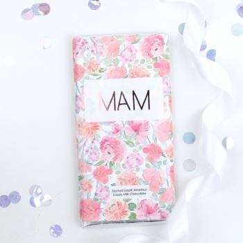 Mam - Floral Milk Chocolate Bar