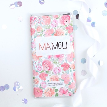 Mamgu - Floral Milk Chocolate Bar