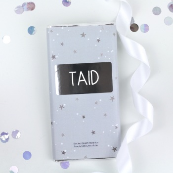 Taid - Starry Milk Chocolate Bar