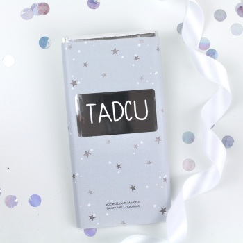 Tadcu - Starry Milk Chocolate Bar