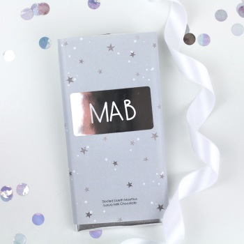 Mab - Starry Milk Chocolate Bar