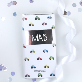 Mab - Tractor Milk Chocolate Bar