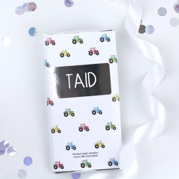 Taid - Tractor Milk Chocolate Bar