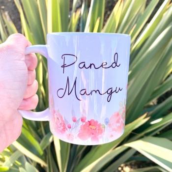 Paned - Mamgu - Mug