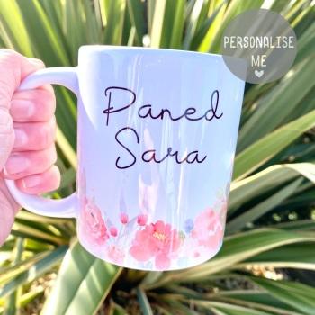 Paned - Personalised - Mug