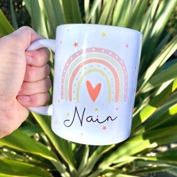 Rainbow - Nain - Mug