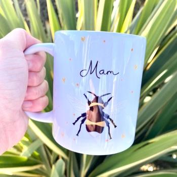 Queen Bee - Mam - Mug