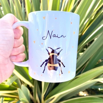 Queen Bee - Nain - Mug
