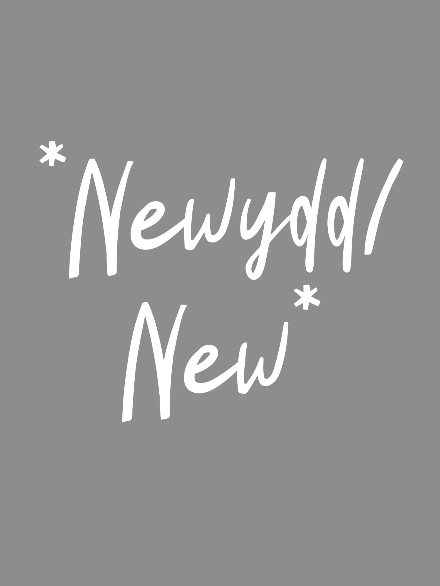 new/newydd