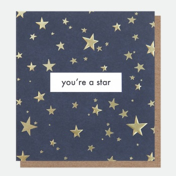 Your a Star - Card