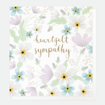 Heartfelt Sympathy - Card