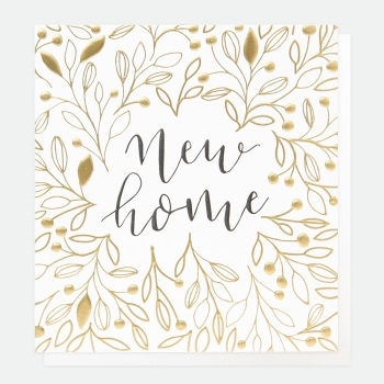 New Home - Card