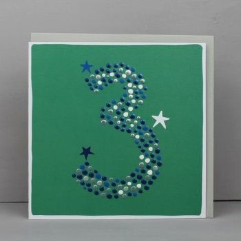 Starry 3 - Card