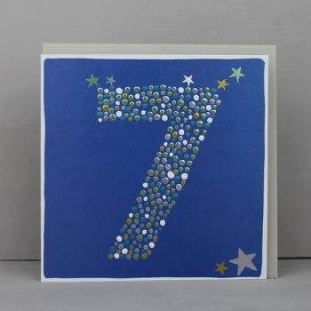 Starry 7 - Card