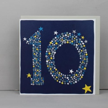 Starry 10 - Card
