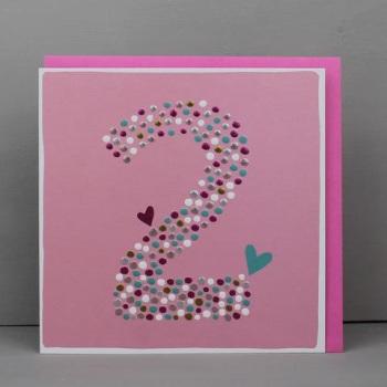 Heart 2 - Card