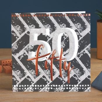 Fifty - Man Card