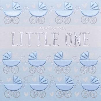 Little One Boy - Card