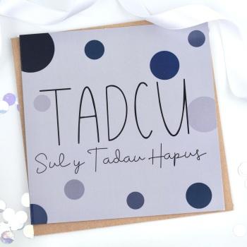Tadcu - Sul y Tadau Hapus - Card