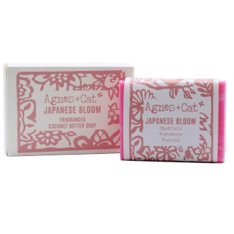 Japanese Bloom - Coconut Butter Soap