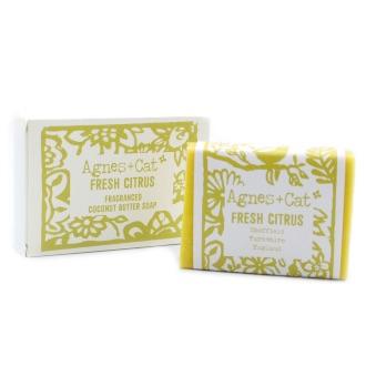 Fresh Citrus - Coconut Butter Soap