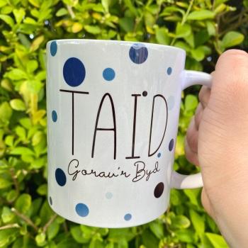 Taid Gorau'r Byd - Mug