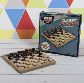 Draughts - Board Game