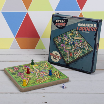 Snakes & Ladders - Board Game