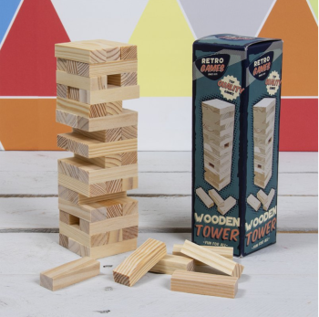 Wooden Tower - Game