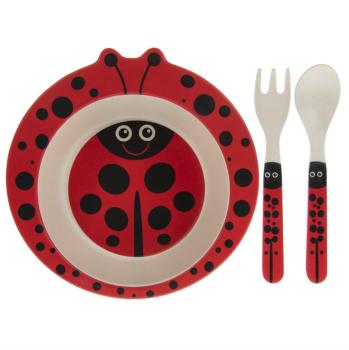 Bowl Set - Ladybird