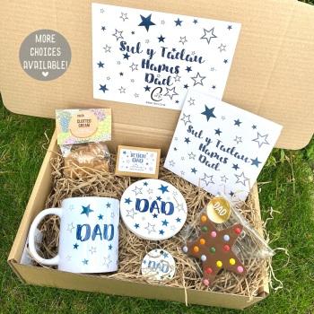 Starry Sul y Tadau Hapus - Dad - Gift Box (Various Choices)