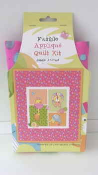Quilt Kit - Jungle Animals