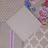 Gutermann Fat Quarter Bundle -Portofino Beige