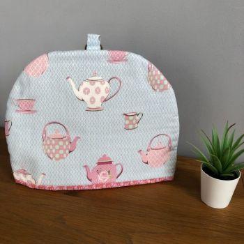 Tea Cosy in Tea Pot fabric