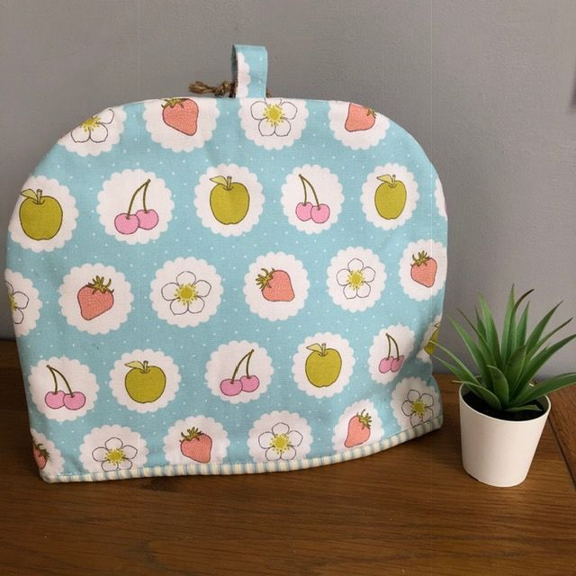 Fruit and Flowers Tea Cosy