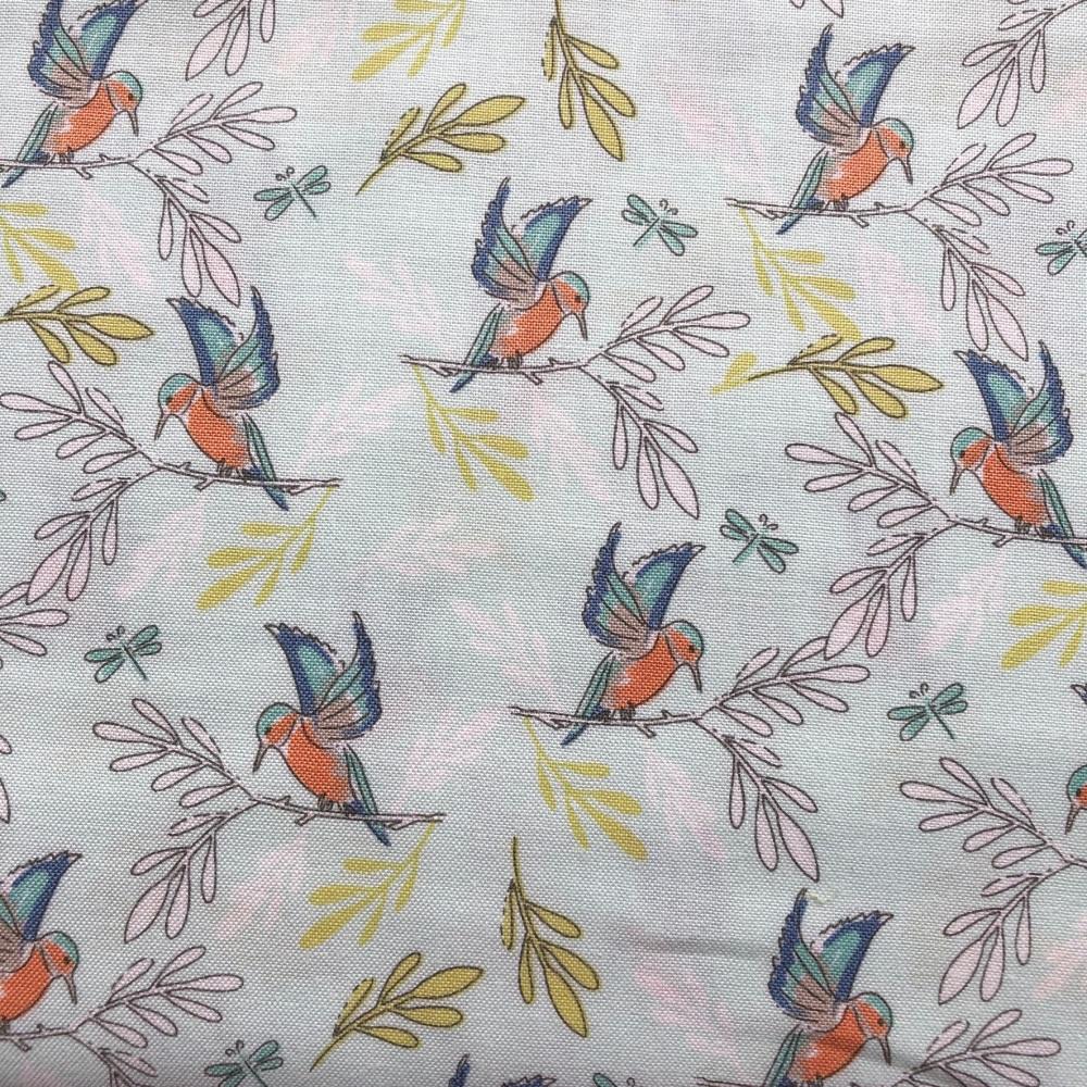 Lily Pad Kingfisher