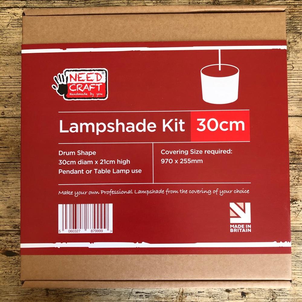 Drum Lampshade Kit - 30cm diameter