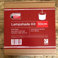 Drum Lampshade Kit - 30cm diameter