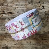 Fabric Freedom - Circus - Large Fabric Roll - 40 strips