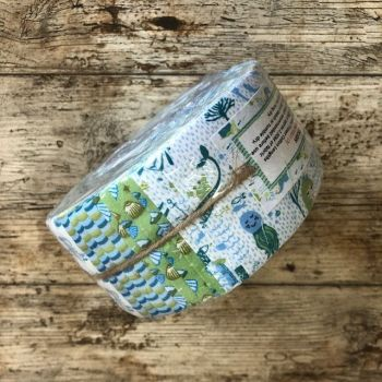 Fabric Freedom - Splash  - Large Fabric Roll -  40 strips