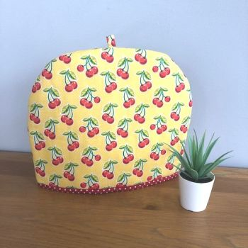 Tea Cosy - Cherries