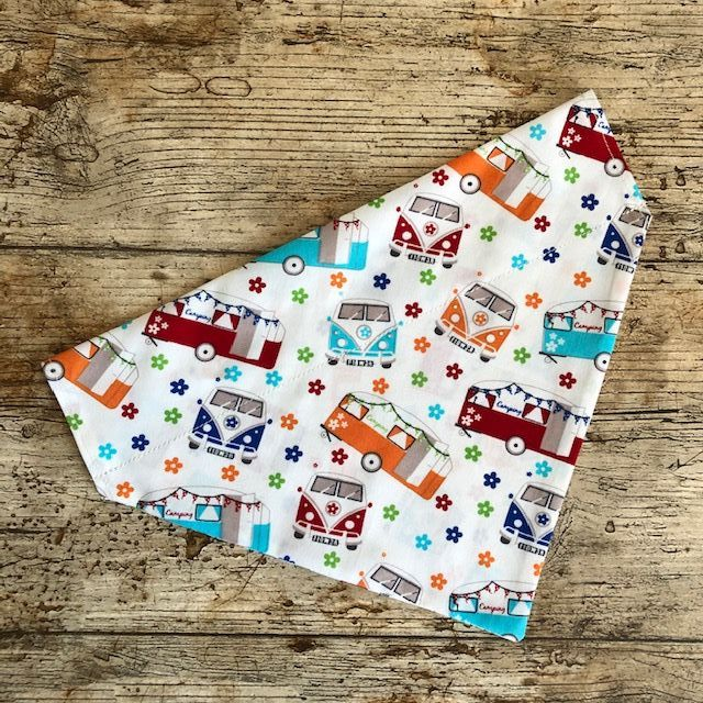 Dog Bandana - Campervans/Camping
