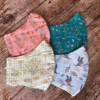 Face Masks - Free Delivery - Debbie Shore Fabrics