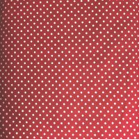 Rose & Hubble Red Polka Dot - 100% Cotton