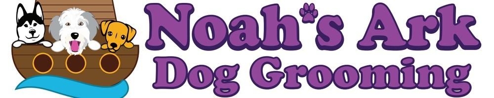 Noahs Ark Dog Grooming Hull, site logo.