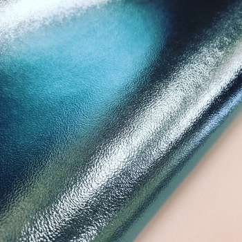 Metallic ~ Ice Blue