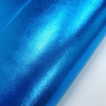 Metallic ~ Peacock Blue