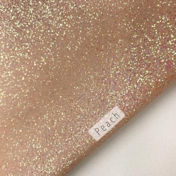 Peach  Fine Glitter