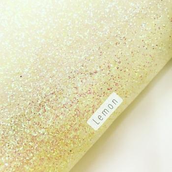Lemon  Fine Glitter